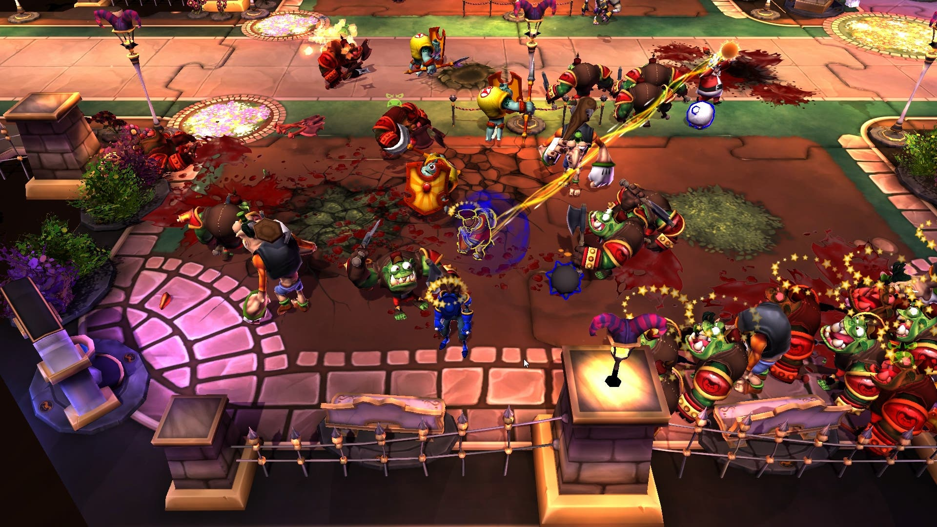 Dungeonland matchmaking server