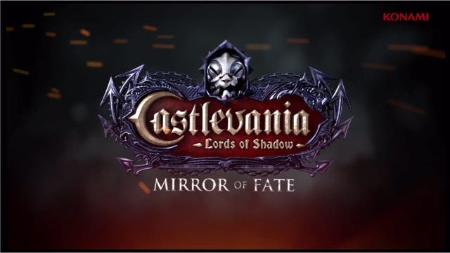 Castlevania Lords of Shadow Mirror of Fate 640