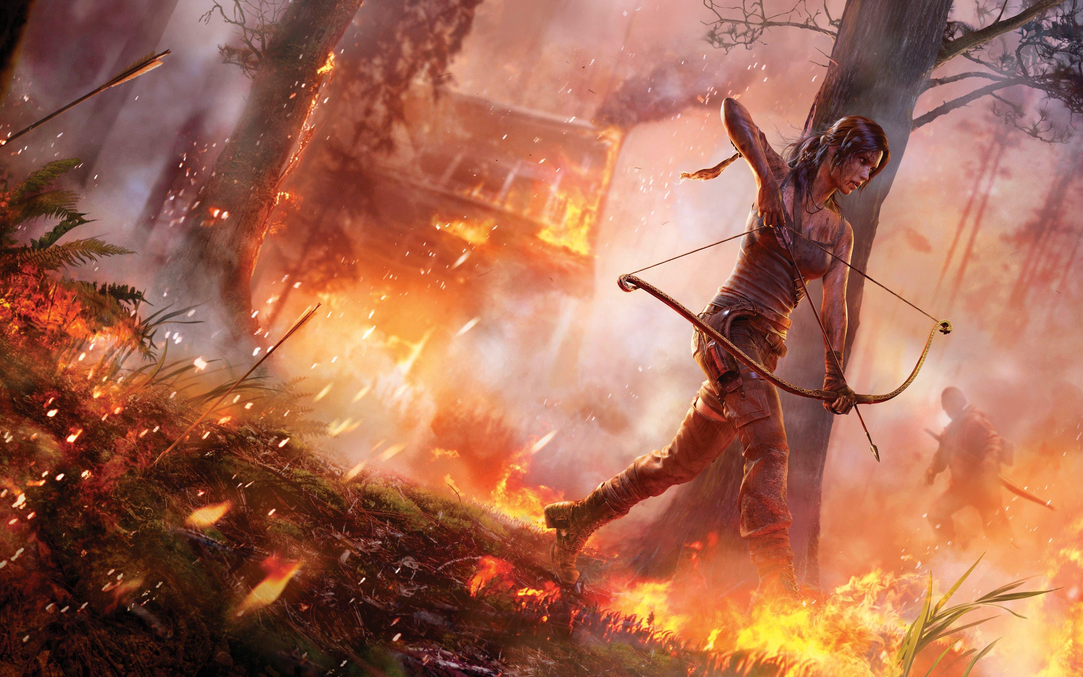 tomb raider 2013 game wide