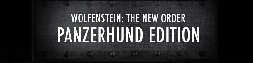Wolfenstein The New Order Panzerhund Edition-logo