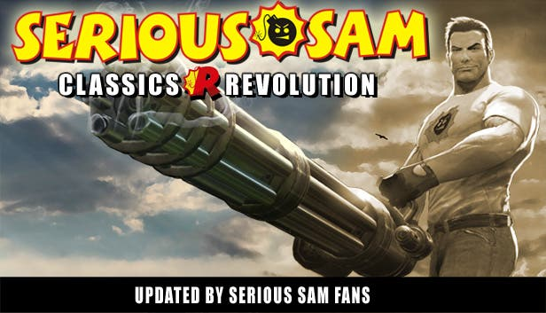 Serious Sam Classics_Revolution Key Art
