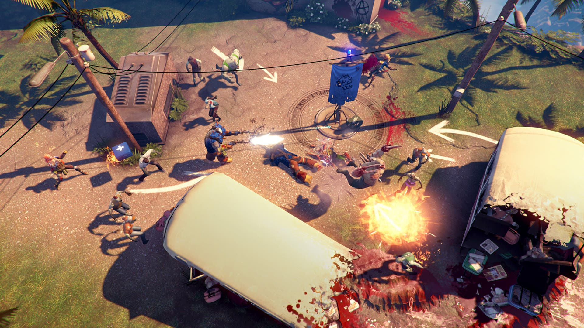 Dead Island Steam Xbox Controller