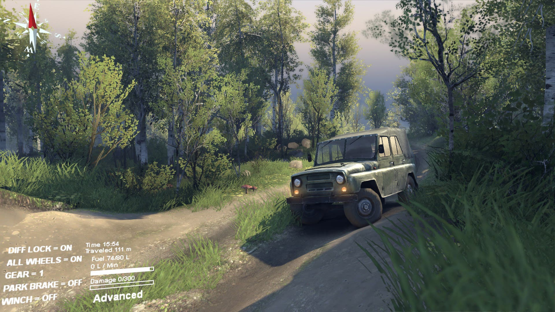 Spintires featured