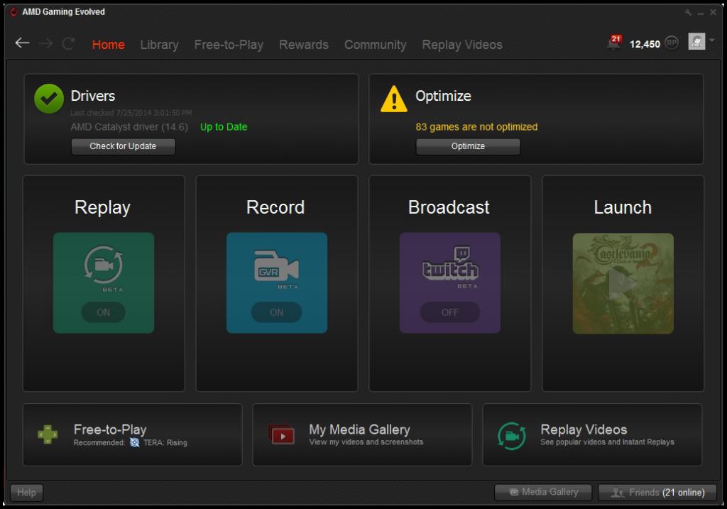 nvidia record gameplay