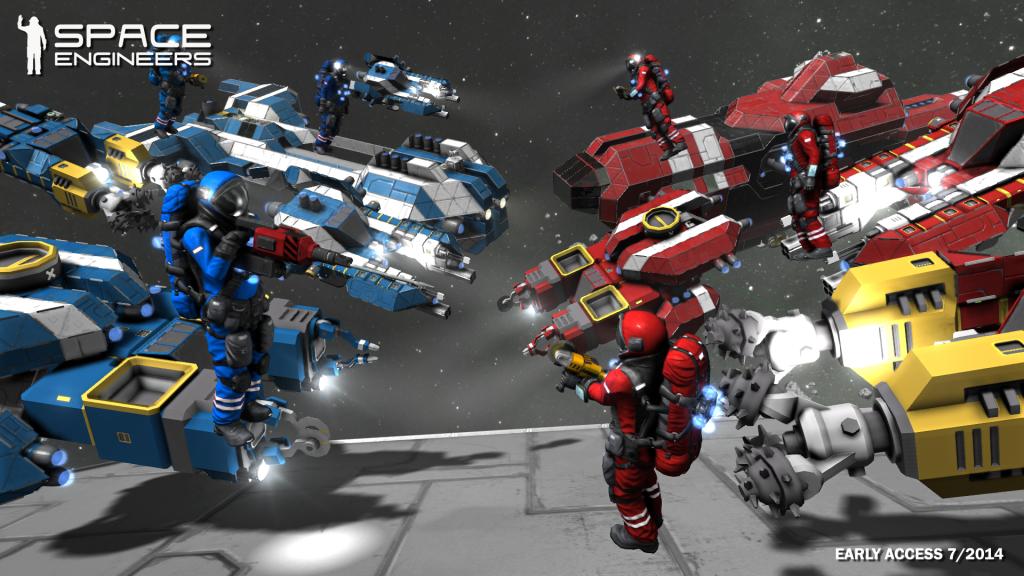 SpaceEngineersFactions
