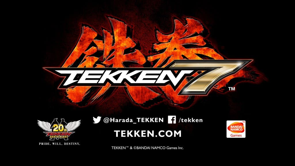 TEKKEN 7 announced, built on Unreal Engine 4 - Saving Content