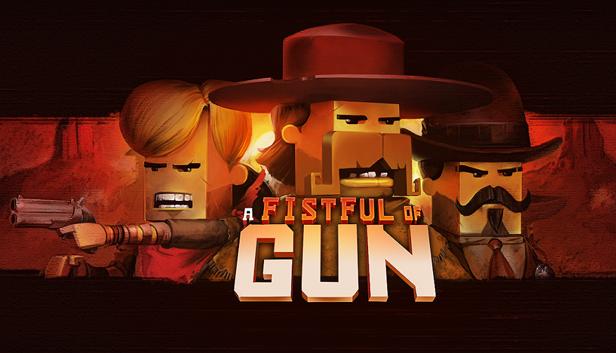 A Fistful of Gun - Key Art 2