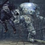 DSII DLC3 10 Golem Kick