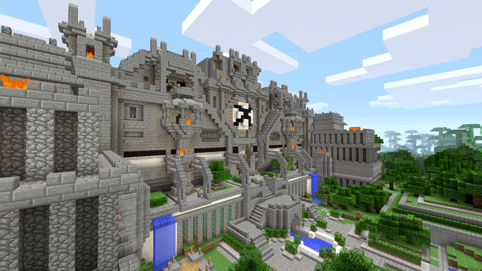 Xbox1 Castle png