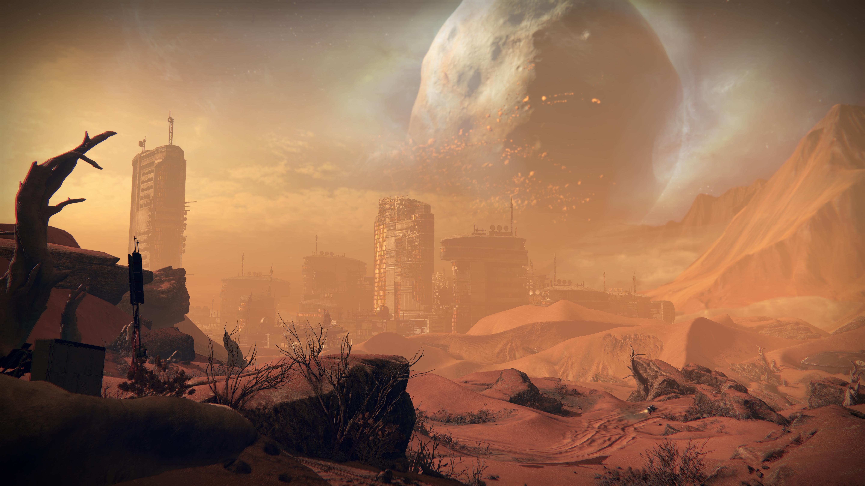 Mars patrol 01