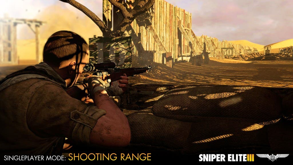 SingleplayerMode_ShootingRange_Screenshot04