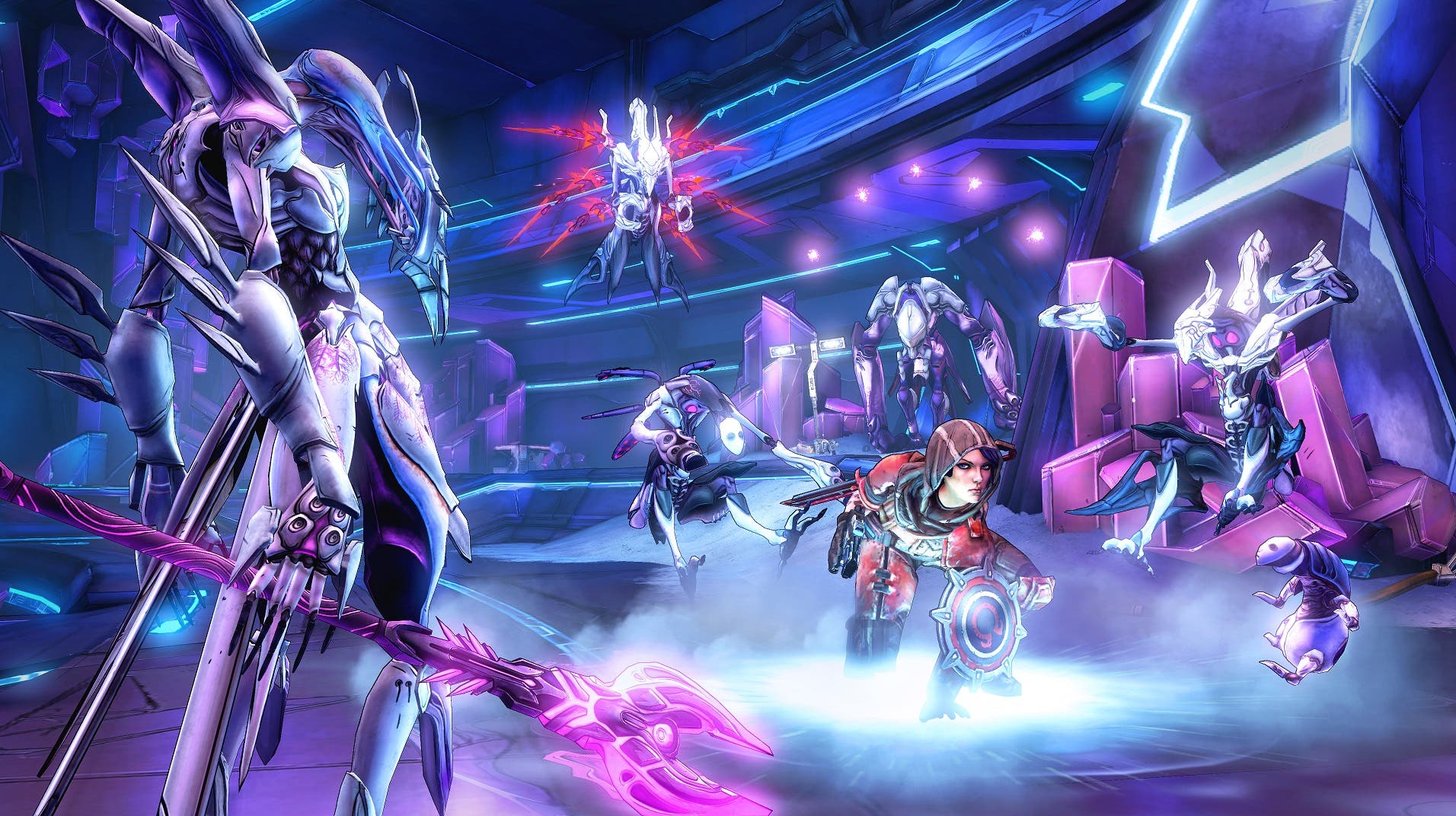 BTPS DLC 2 Athena ButtSlam In game Art