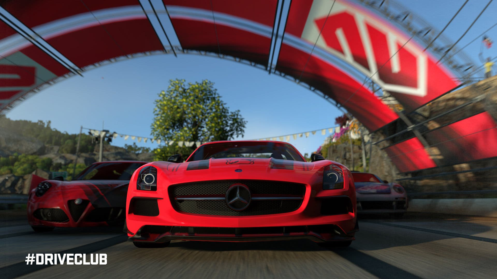 Driveclub featured