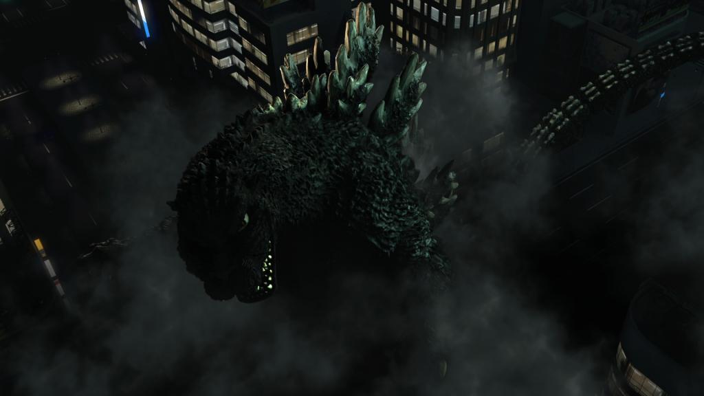 Godzilla OG