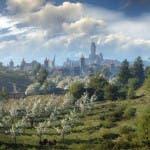 panorama novigrad