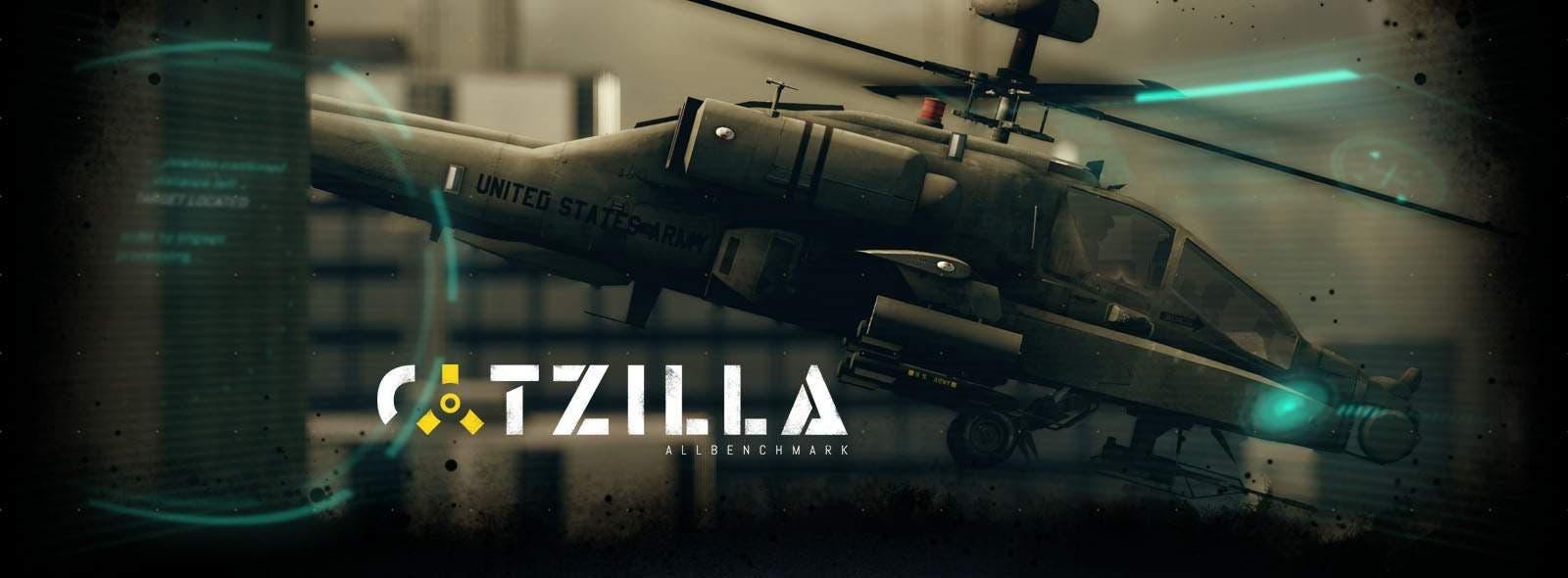 Catzilla featured