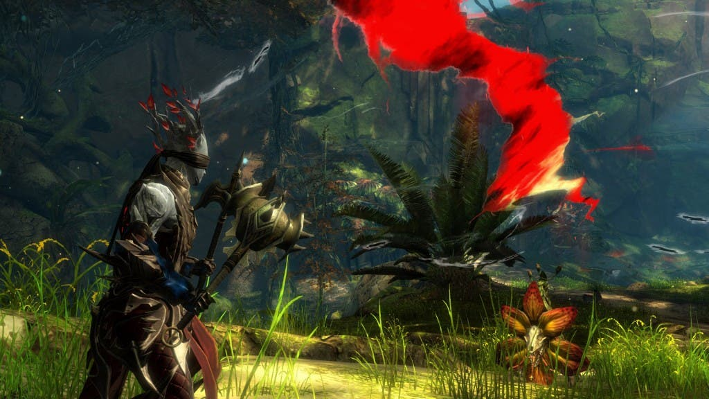 ArenaNet Is Revealing Details About The Revenant All New Profession Coming To Guild Wars 2 Heart Of Thorns Upcoming Expansion