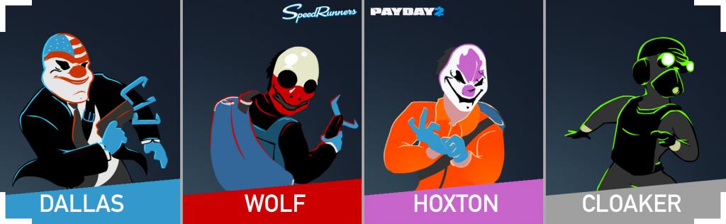 Speedrunners_characters