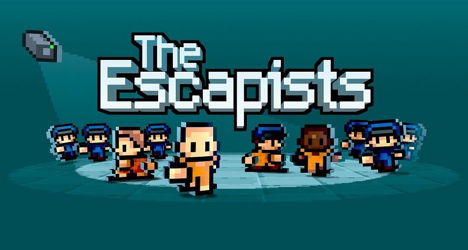 TheEscapists LogoandArt1