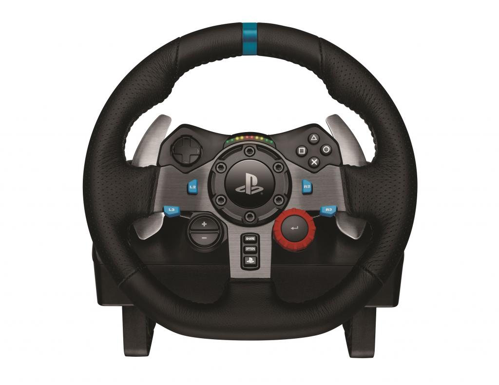 Logitech G29 Driving Force_Front-crop