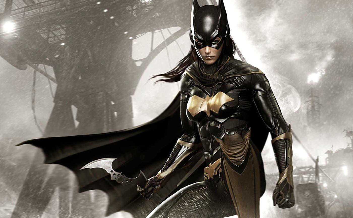 BAK Batgirl featured