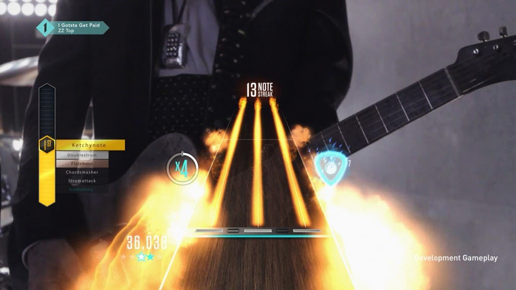 Guitar Hero Live_GHTV gameplay using Clear Highway Hero Power_image2