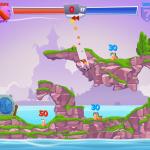 Worms 4 Screenshot 2 Gamescom 2015