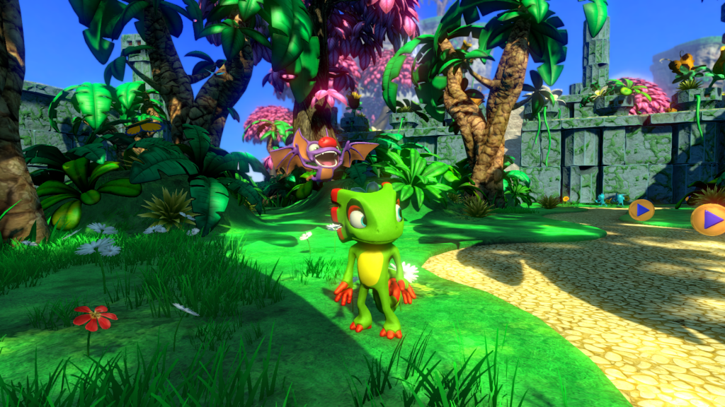 Yooka Laylee Announcement Art 5