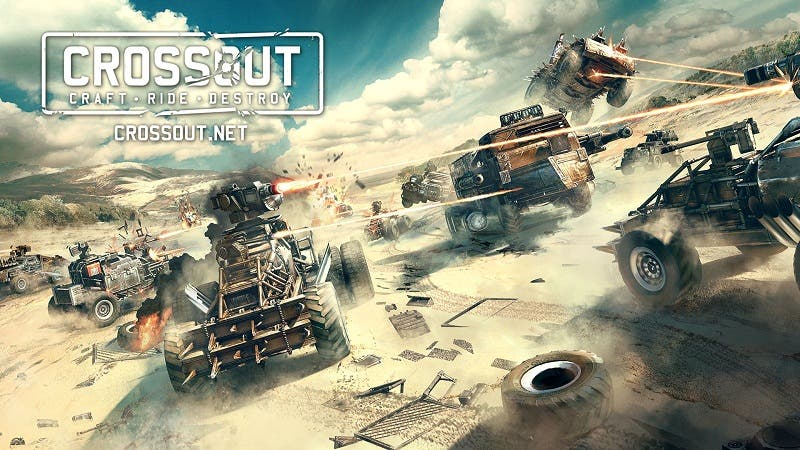 crossout screen