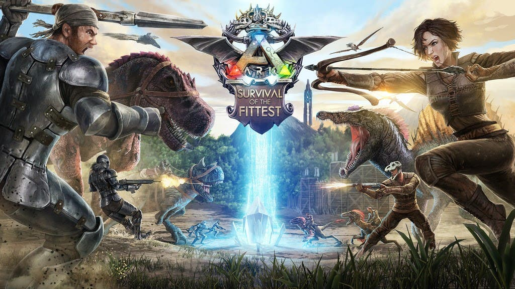 Studio Wildcard Unveiled Today A Completely New Way To Survive The  Dinosaur Filled Landscape Of The Wildly Successful Game ARK: Survival  Evolved.