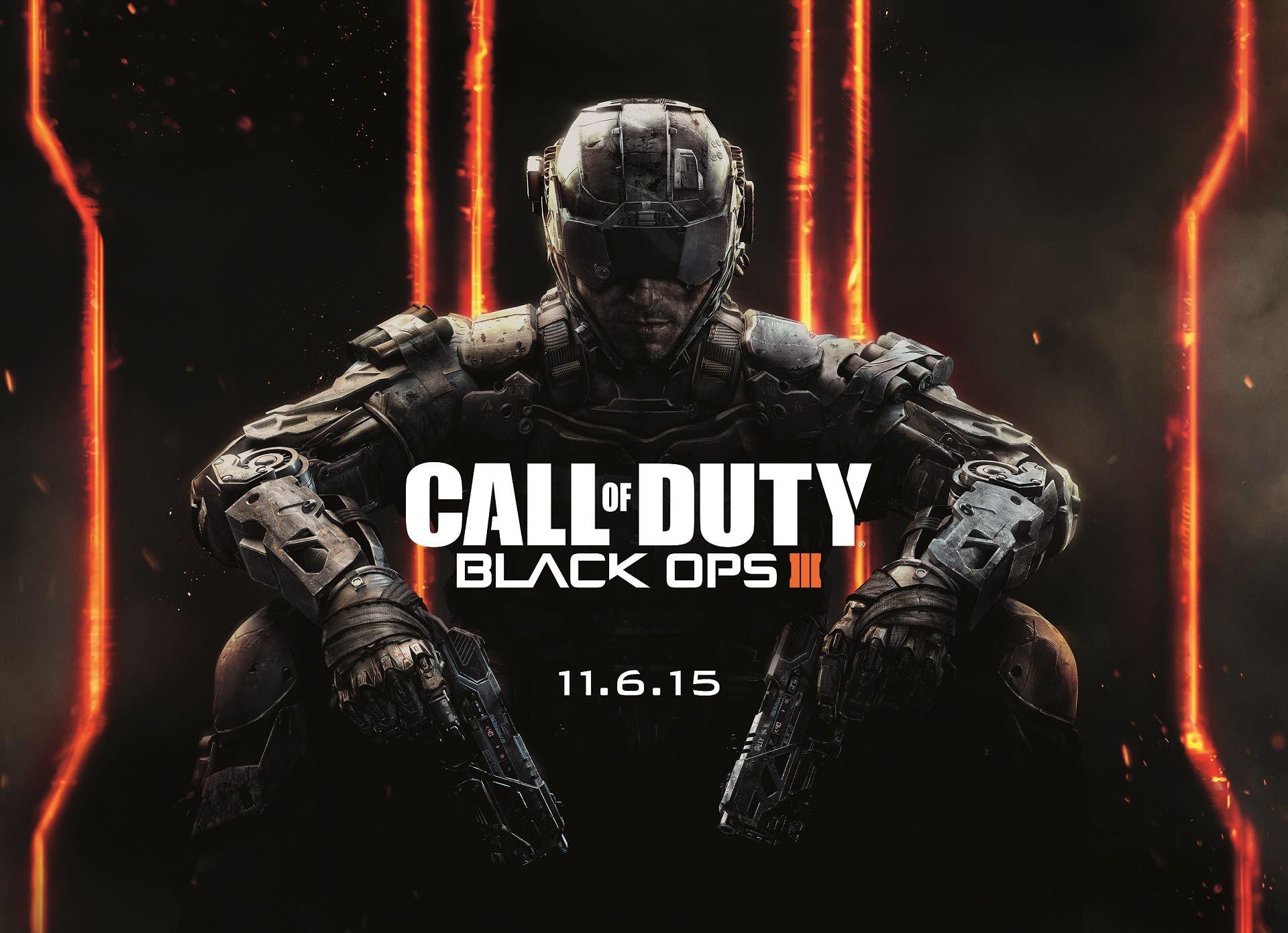 Call of Duty Black Ops III key