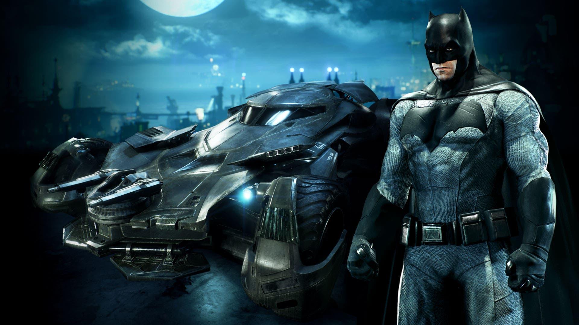 Batman v Superman Batmobile Pack