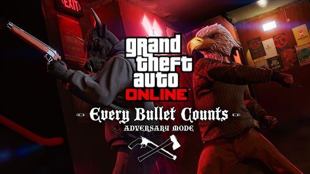 GTA Online Every Bullet Counts