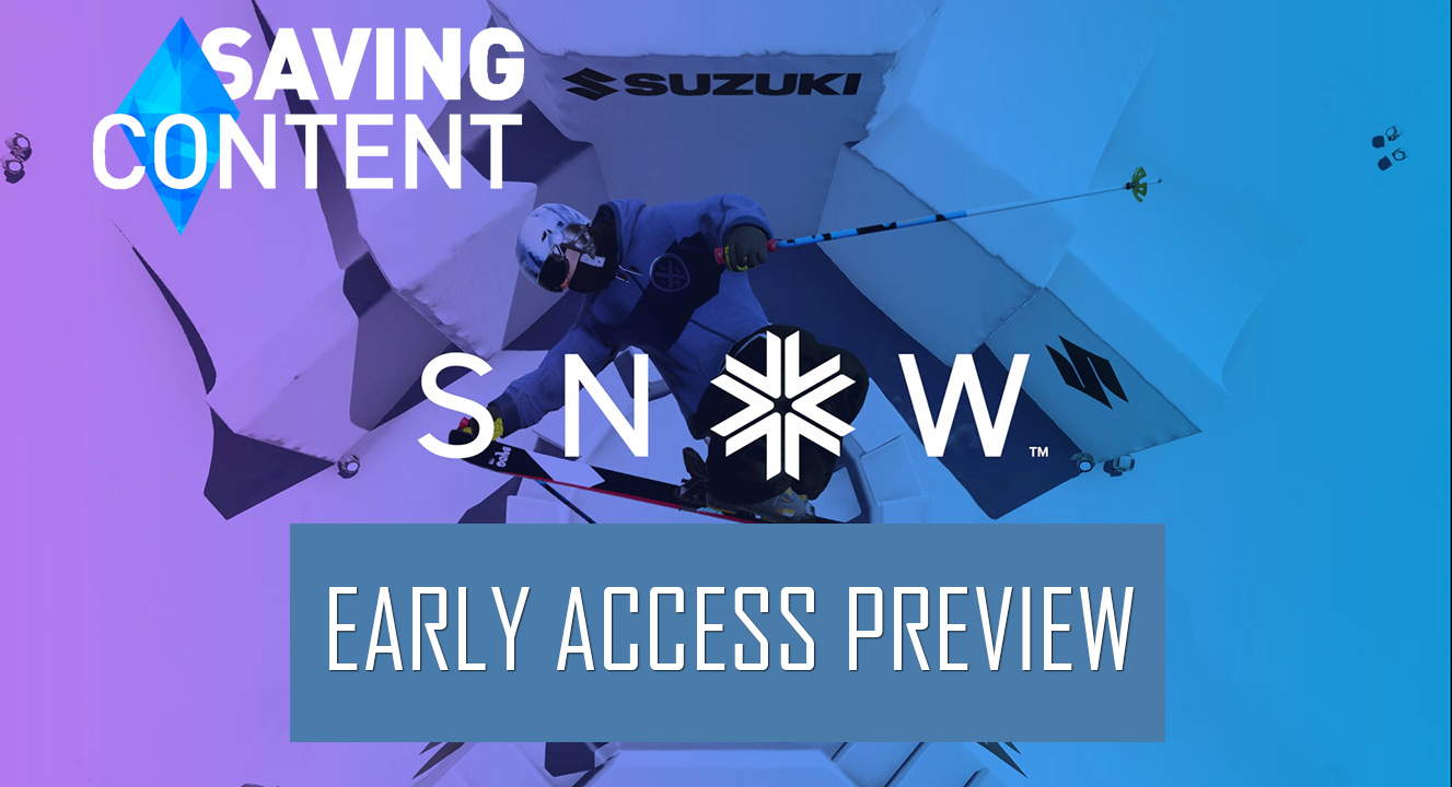 SNOW earlyaccesspreview thumb