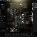 eft alpha interface character gear