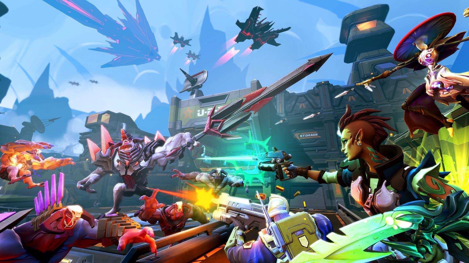 Battleborn featured 1