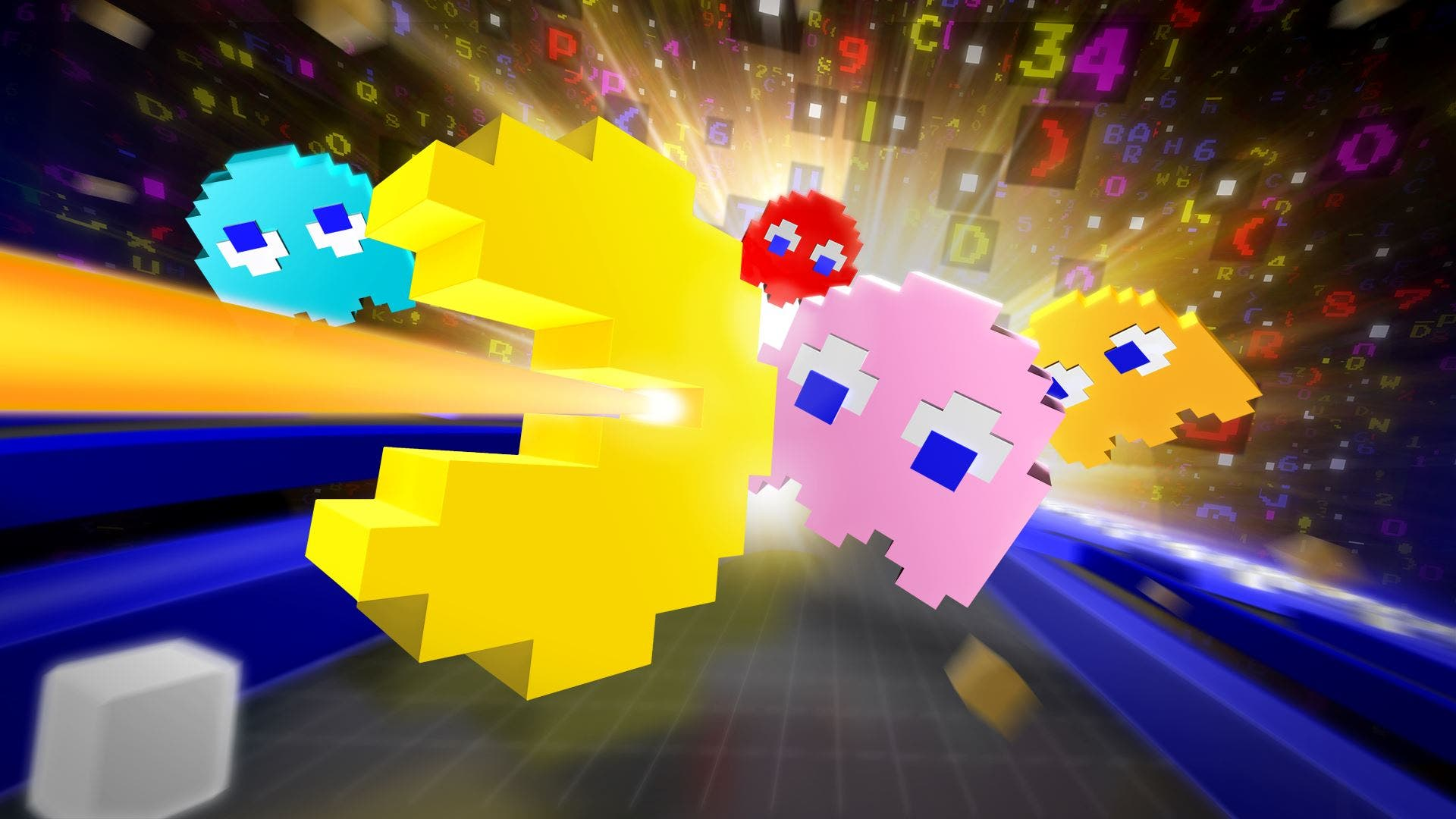 PACMAN256 featured