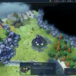 Screenshot Wyvern guarding the valley