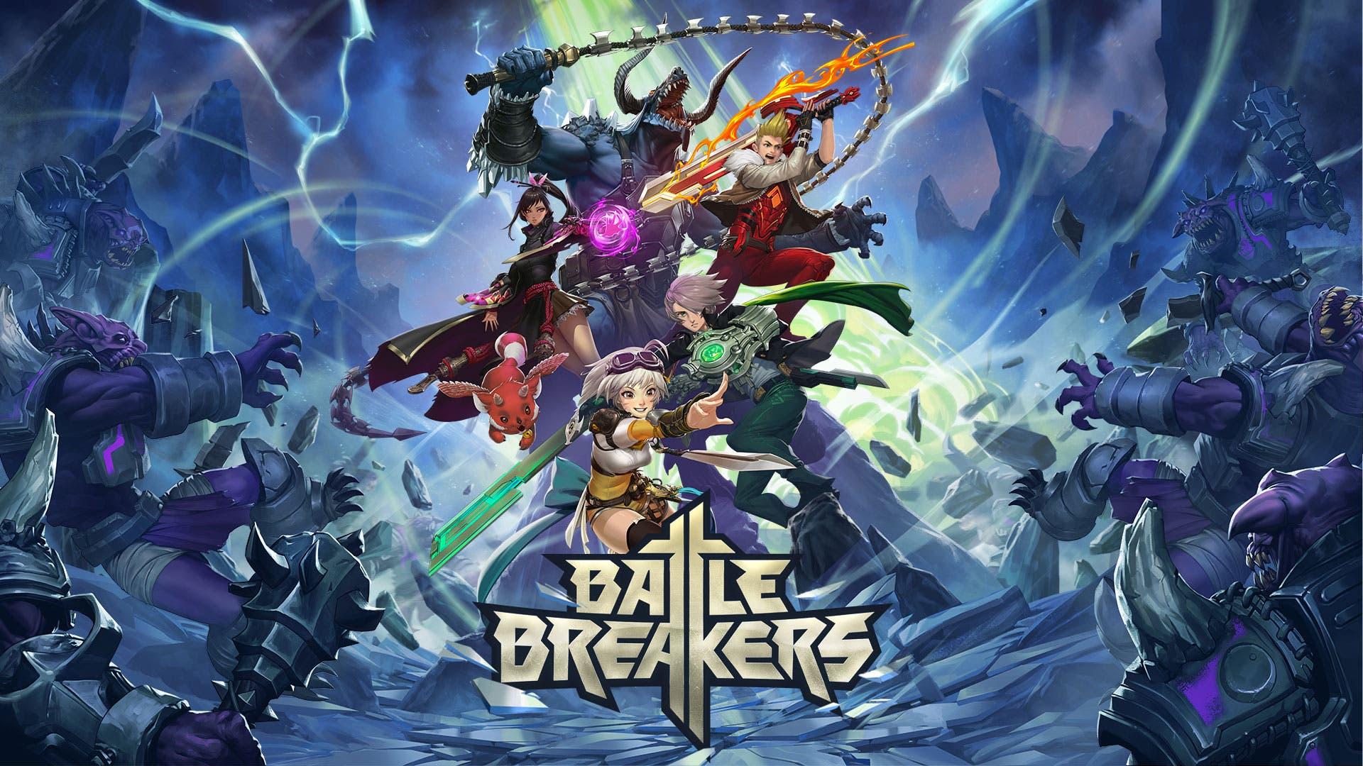 BattleBreakers Keyart Logo 1080