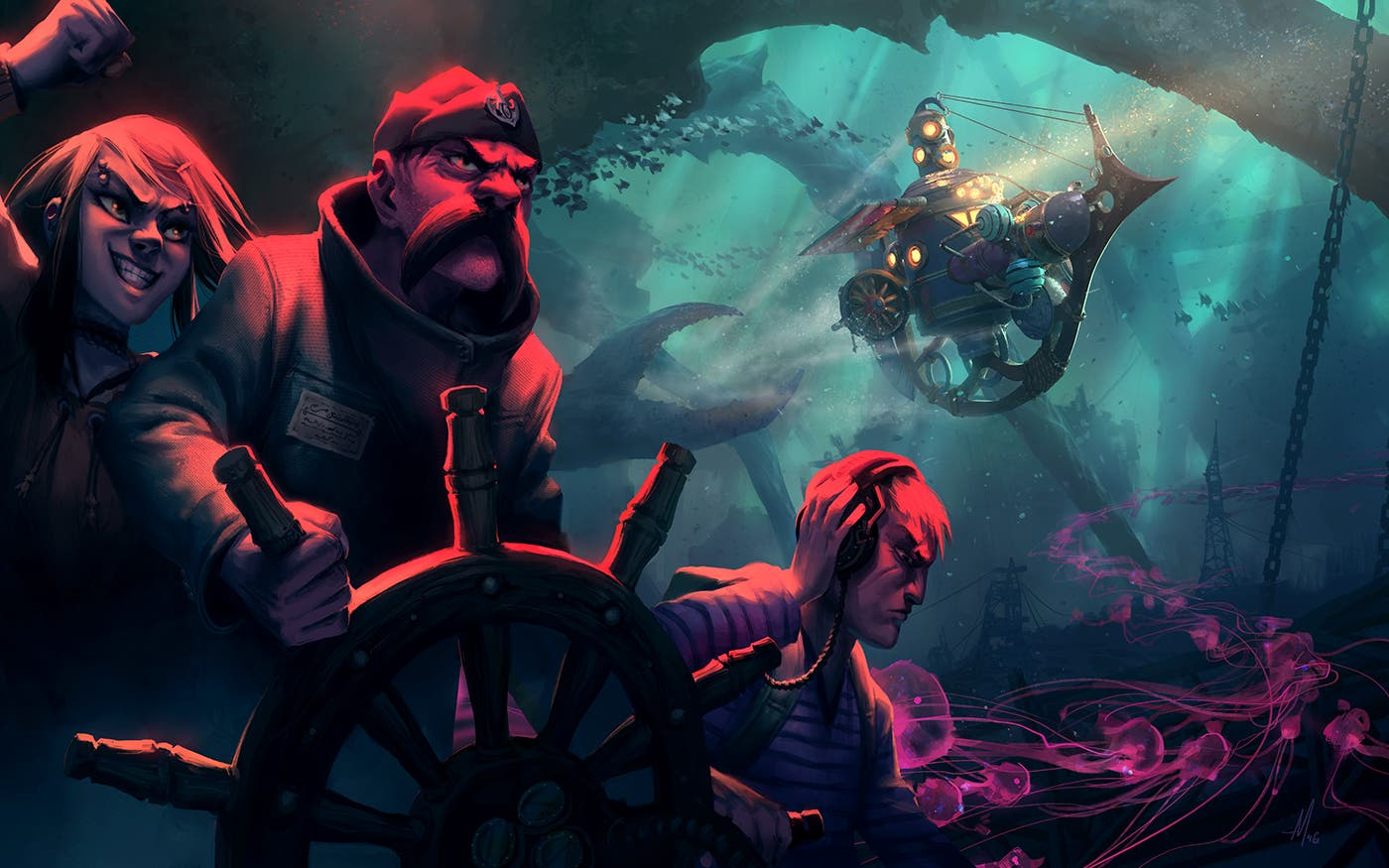 Diluvion featured