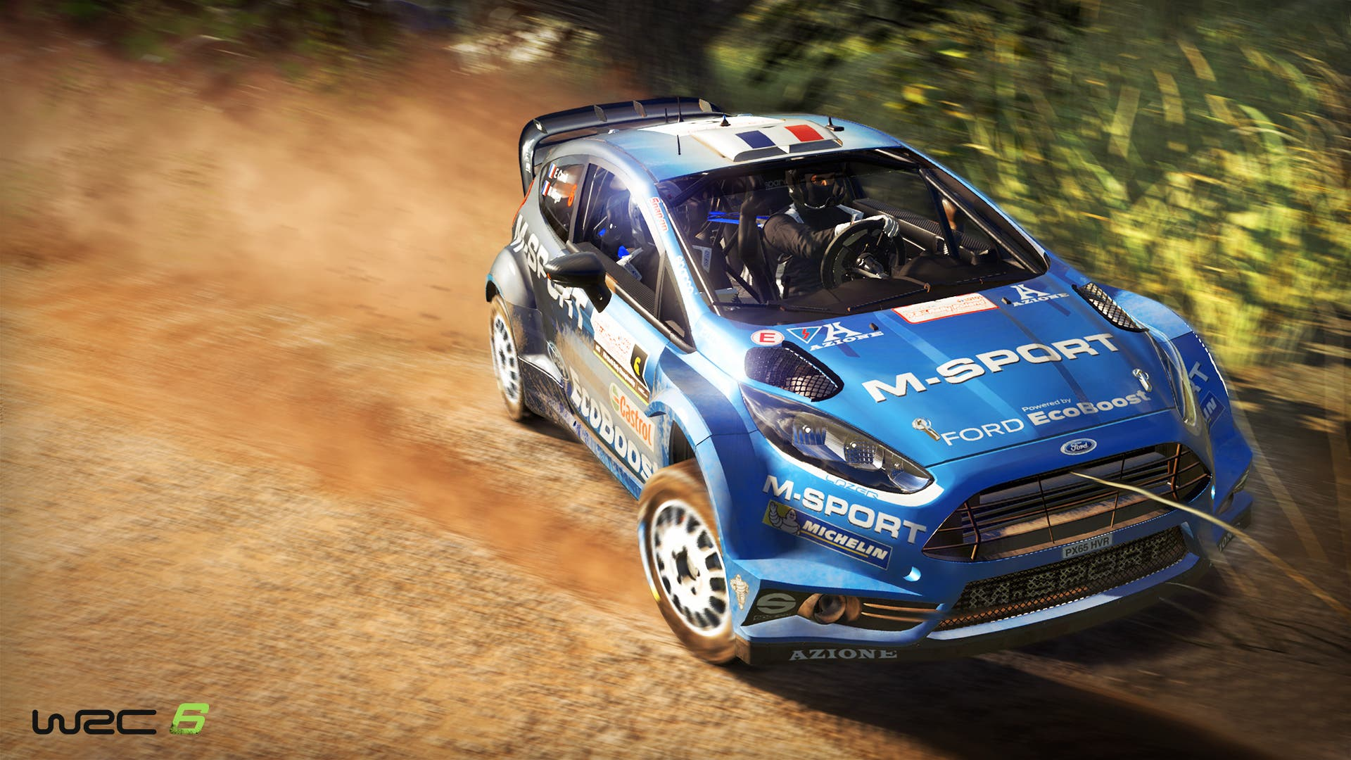 Wrc 6 Review Saving Content Sony Ps4 Fia World Rally Championship Is However An Authentic Game That Provides A Solid Experience Rising In The Racing