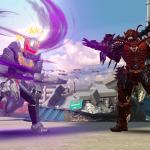 RoboKnight vs. Xandred