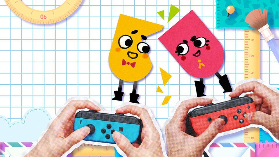 Snipperclips featured