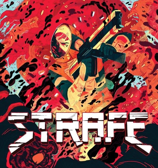 STRAFE featured
