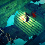SwordLegacyOmen Merlin Fire