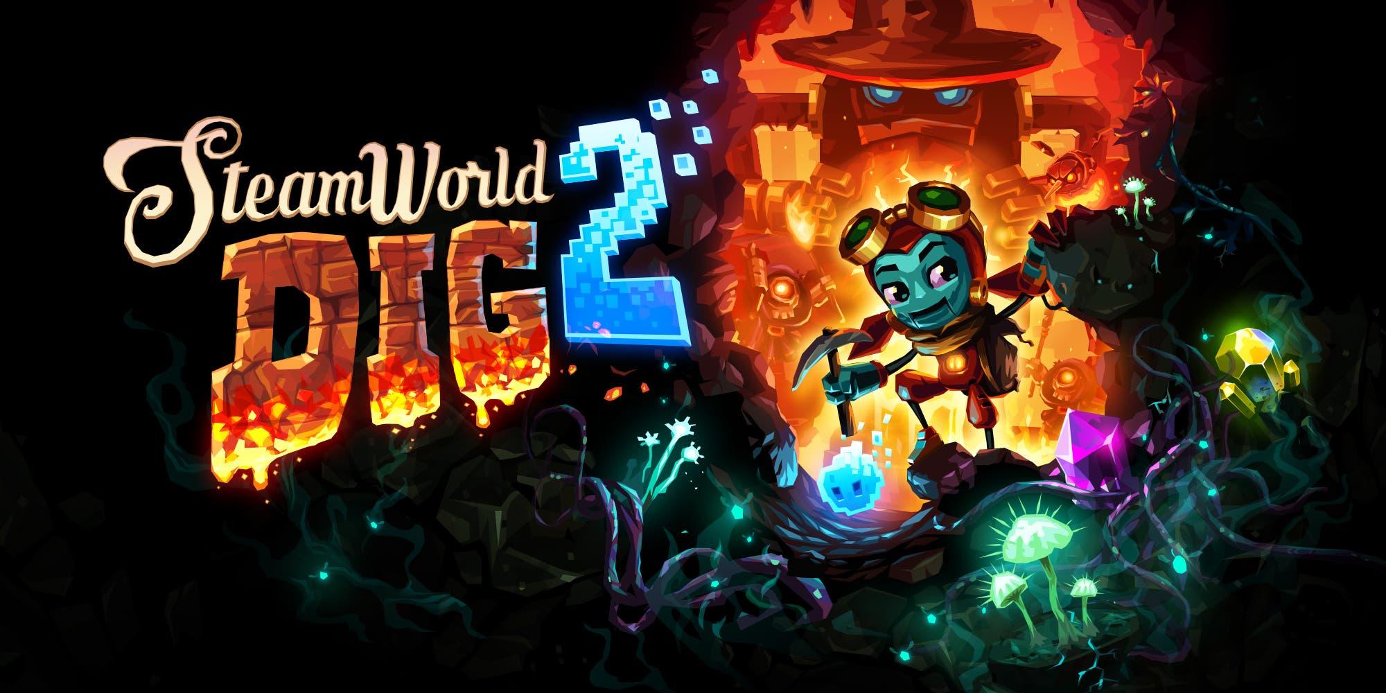 SteamWorldDig2 featured1