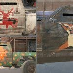 Crossout stickers Christmas