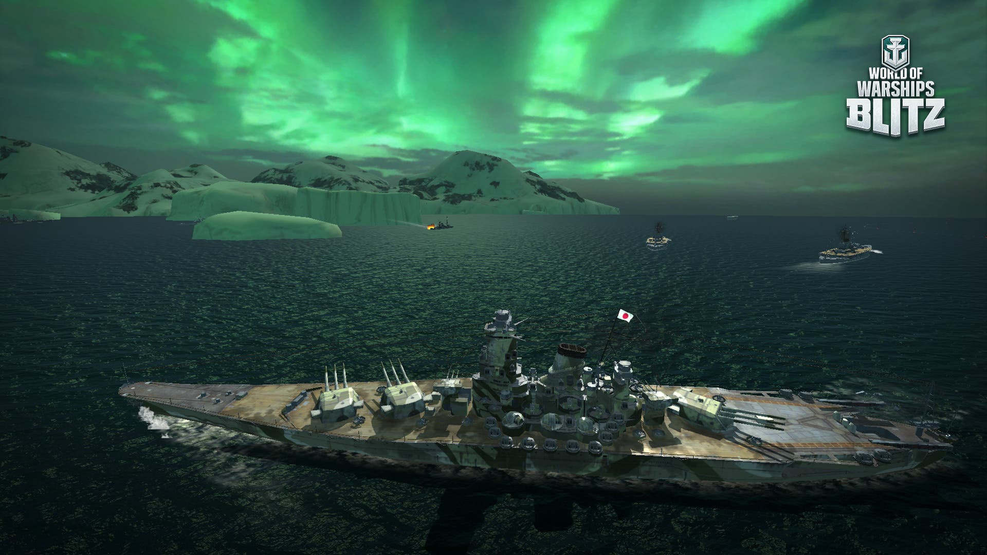 World of Warships Blitz sets sail onto mobile January 18th