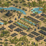 Age of Empires Babylonian City