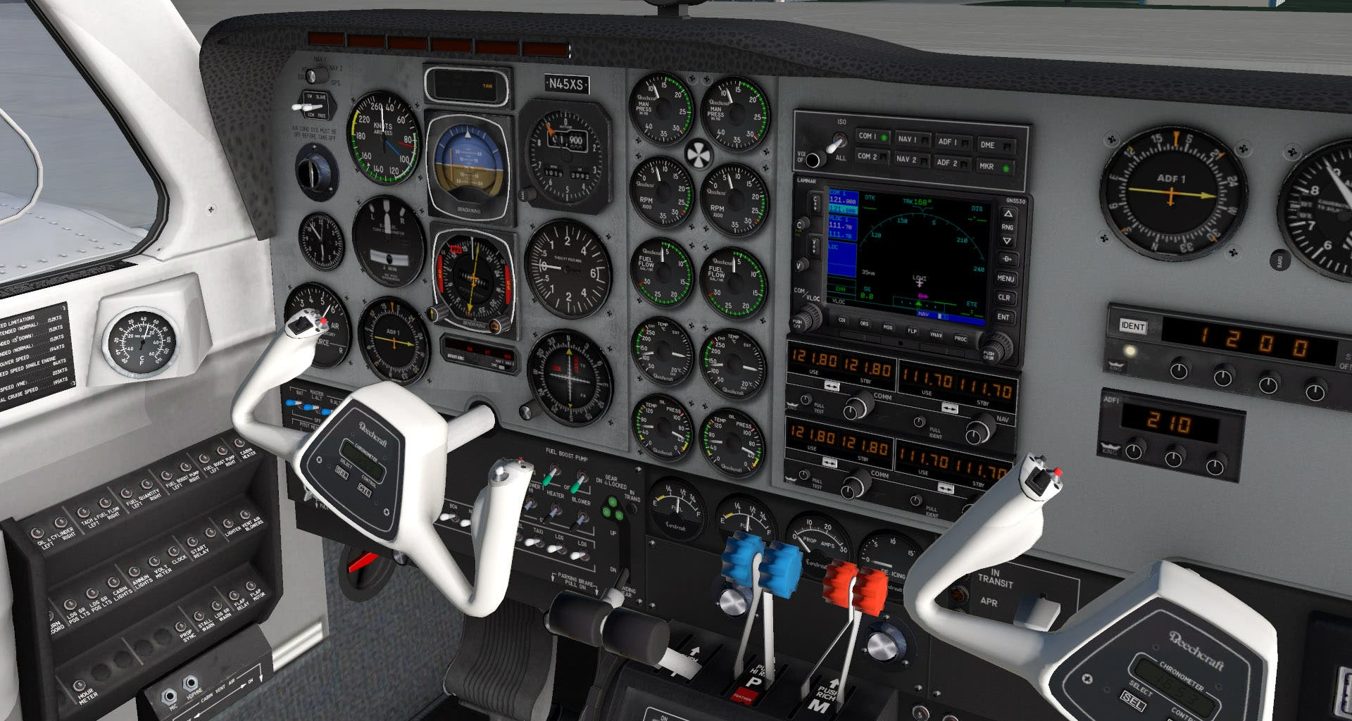 X-Plane 11 Review - Saving Content